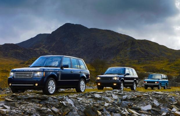 Land Rover Defender 90, 110, 130, Range Rover, Discovery, Freelander